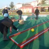 MİNİ GOLF VE BOWLİNG SAHASI AÇILDI