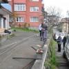 Mahalle aralarında çevre düzenleme çalışmaları
