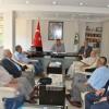 KEMAL ANADOL, ALAPLI BELEDİYESİ'Nİ ZİYARET ETTİ