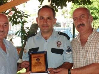 ALAPLI'NIN EN ESKİ POLİSİ GİDİYOR