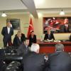 ERCAN CANDAN ALAPLI TSO'YU ZİYARET ETTİ