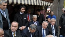 CHP GENEL BAŞKAN YARDIMCISI ALAPLI'YA GELDİ