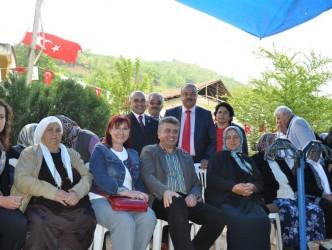 CHP GENEL BAŞKAN YARDIMCISI GÜMELÎ'YE GELDİ