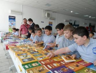 ALAPLI'DA KİTAP ŞENLİĞİ BAŞLADI