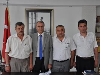 Trabzon Vakfı'ndan şenliğe davet ziyareti