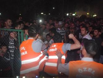 SEVGİ,BARIŞ,DOSTLUK FESTİVALİNİN KABADAYILARI!