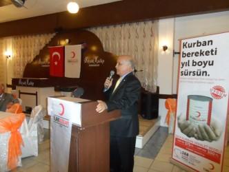 KIZILAY ŞUBELERİ KARABÜK'TE TOPLANDI