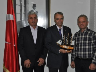 67 TV SPOR YORUMCULARINDAN TEŞEKKÜR ZİYARETİ