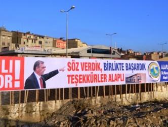 ŞİKAYET ÜZERİNE KALDIRILDI