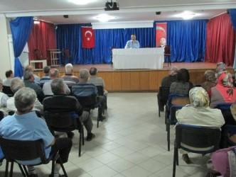 HACI ADAYLARINA SEMİNER
