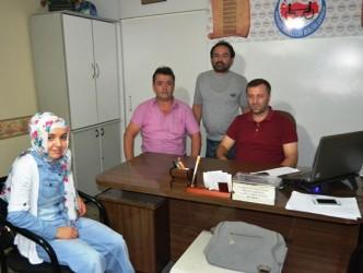 Anadolu Engeliler Derneği'nden EKPSS yardımı
