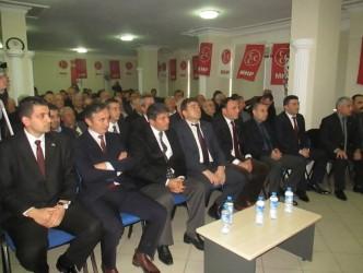 MHP ALAPLI İLÇE  KONGRESİ YAPILDI