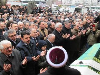 """""""EĞİTİM DEDE"""" EBEDİYETE UĞURLANDI"""