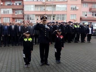 POLİS TEŞKİLATI'NIN 170.YILI KUTLANDI