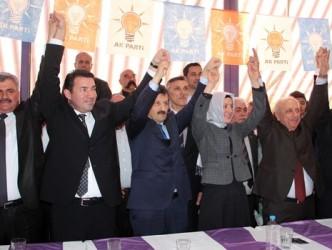 AK PARTİ  ZONGULDAK'TA GÖVDE GÖSTERİSİ YAPTI