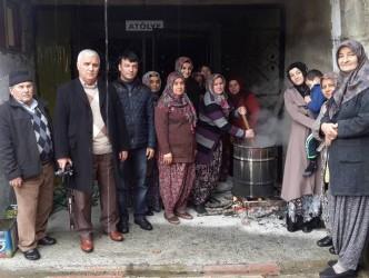DEFNE SABUNU,CEZERYE SUCUĞU ÜRETİYORLAR
