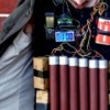 PKK'lı canlı bomba yakalandı!