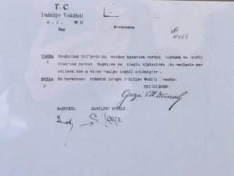 ALAPLI 1930 YILINDA  NAHİYE OLMUŞ