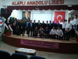 İSTİKLAL MARŞININ KABULÜ VE M.AKİF ANILDI