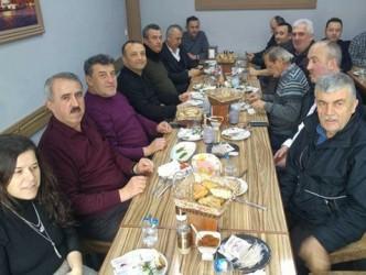 ALAPLI TSO GAZETECİLERLE BULUŞTU