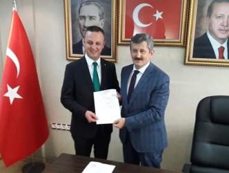 Dr.Ömer Selim Alan, aday adaylığını açıkladı