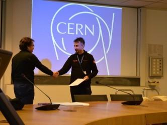 Kdz. Ereğli Bilim ve Sanat Merkezi Öğretmeni Adnan Akyüz CERN 'e (Avrupa Nükleer Araştırma Merkezi) Tekrar Davet Edildi.