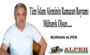BURHAN ALPER
